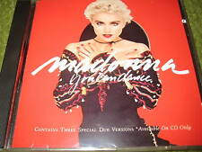 Vintage MADONNA  You Can Dance CD 201