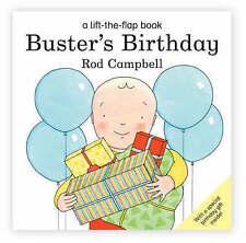 Buster'S Compleanno, CAMPBELL, Rod, nuova condizione, LIBRO
