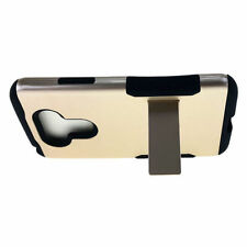 Metallic Mobile Phone Fitted Cases/Skins with Kickstand