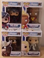 In-Hand New Funko POP! Television TV DC's Legends of Tomorrow set of 4 Figures