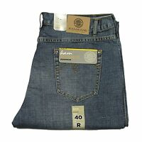 "Mens Big King Size KAM Jeans Relaxed Fit In Mid Blue Colour All Sizes 40"" T0 60"""