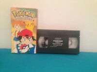 Pokemon vol 2 :  Duel a pewter cite  VHS tape & sleeve FRENCH