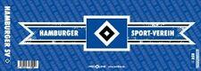 AUTO AUFKLEBER STICKER HAMBURGER SV HSV Banderole mittel UVP 7,95 €