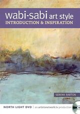DVD Only! Wabi-Sabi Art Style: Introduction and Inspiration with Serena Barton