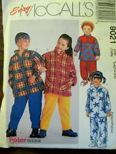 McCALL'S SEWING PATTERN NO. 9021 TODDLERS PANTS AND TOP