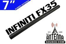 "NEW ROOF AM/FM 7"" ANTENNA MAST - FITS: 2009-2012 Infiniti FX35"