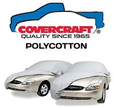 Covercraft Custom Car Covers - Polycotton - Indoor Only - Available in Gray