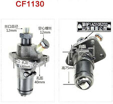 Fuel Injection Pump Injector For Changfa CF1130 KM138 JD33 Diesel Engine