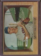 1955 Bowman 40 Vic Wertz EX #D209016