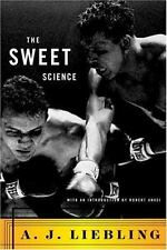 The Sweet Science, A.J. Liebling, Good Book