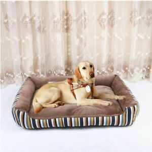 BED FOR PETS: FOR BIG MEDIUM AND SMALL DOGS AND CATS. Sofa, pillow, mat