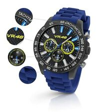 TW Steel Valentino Rossi Yamaha VR 46 Gents Chronograph Wrist Watch VR110 offer!