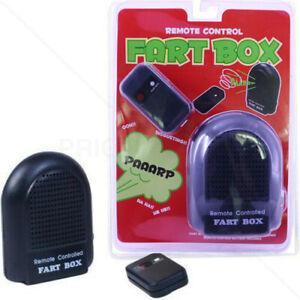 Remote Control Sound Machine 9 Sound Effects Prank Joke Parties Fart