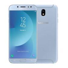 Samsung Galaxy J7-Pro-2017 J730FD 64GB Blu Argento Smartphone Sbloccato