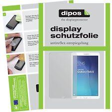 2x Samsung Galaxy Tab E 9.6 Pellicola Prottetiva Antiriflesso Proteggi Schermo