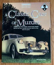 BePuzzled Inspector Cross A CLASSIC CASE OF MURDER  1000 Piece