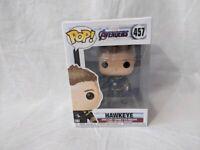 Funko Pop! Marvel Avengers Endgame - Hawkeye #457 Bobble-Head Brand New