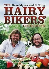 The Hairy Bikers' Cookbook by King, Si Hardback Book The Cheap Fast Free Post