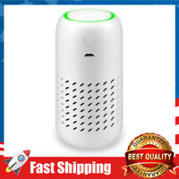 Compact Portable Air Purifier w/ HEPA Filter for Small Room,Car,Allergies,Smoke