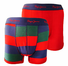 Pepe Jeans Mens Boxer Short Trunks Single or 2 Packs Gift Box S M L XL