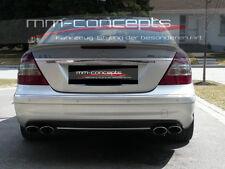 Heckstoßstange Heckschürze für Mercedes W211 E Klasse E63 AMG Facelift 02-06 PDC
