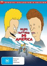 Beavis And Butthead - Do America - Speci - Judge, Mike - Movie Dvd very good