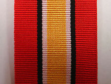 Brand New Official Malaysia General Service Medal Ribbon