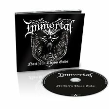 IMMORTAL - NORTHERN CHAOS GODS LIMITED  DIGIPAK  CD NEUF