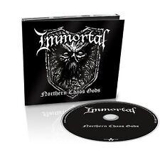 IMMORTAL - NORTHERN CHAOS GODS LIMITED  DIGIPAK  CD NEW!