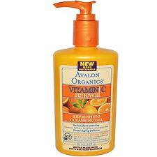 Avalon Organics Vitamin C Renewal Refreshing Cleansing Gel 251ml