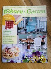 Wohnen und Garten; Zeitschrift Februar 2021