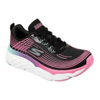 Skechers Women's   Max Cushioning Elite Brilliant Running Shoe Black/Multi Size