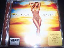 Mariah Carey Me. I Am Mariah... The Elusive Chanteuse (Australian) CD – New
