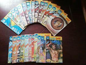 Vintage Mexican LOT OF 24 LAGRIMAS Y RISAS YOLANDA VARGAS DULCHE Comic 60's 70's