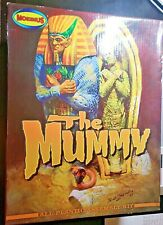 The Mummy All Plastic Assembly Kit Moebius Models | No. 908 | 1:8 scale c) 2009