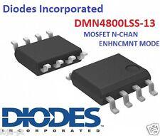 Diodes Inc. DMN4800LSS-13  DMN4800 LSS - Mosfet N-Chan Enhncmnt Mode 30V, 8A SO8