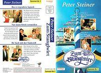 (VHS) Peter Steiner - Zum Stanglwirt - Sammel Nr. 1 - Erna Waßmer, Gerda Steiner