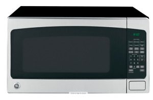 GE 2.0 cu. ft. Countertop Microwave Oven, Stainless