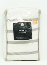 Cambria Avalon Grommet Window Curtain Panels - 84""