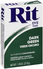 Rit Dye Tint and Powder for Fabric Cotton Silk Linen Rayon Acetate, 20 Colors