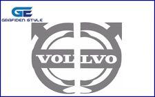 1 Paar VOLVO - LKW Seitenfenster Aufkleber - Sticker / Decal - H 40,5cm !