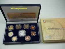 *** EURO KMS ITALIEN 2005 PP Polierte Platte Kursmünzensatz Italy Coin Set ***