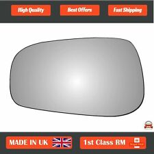 Volvo V70 Mk2 2003-2007 Left Passenger Side Convex wing mirror glass 116LS