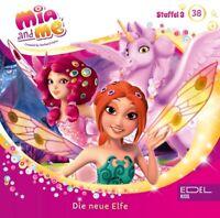 MIA AND ME - MIA AND ME(38)HÖRSPIEL ZUR TV-SERIE   CD NEU