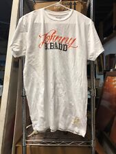 Retro Brand Marc Mero Johnny B. Badd WWE T Shirt Sz Med WCW Wrestling Tshirt