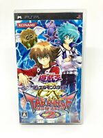Sony PLAYSTATION Portable - Psp - Yu Gi Oh Doppel Monsters GX Tag Force 2 -