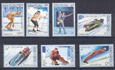Laos Calgary 1988   Sport 1987  kompl. Satz   postfrisch  **