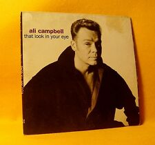 Cardsleeve Single CD Ali Campbell That Look In Your Eye 2TR 1995 Reggae-Pop UB40