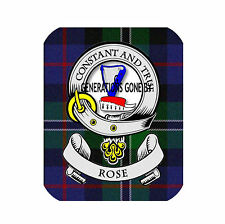 ROSE CLAN COASTER