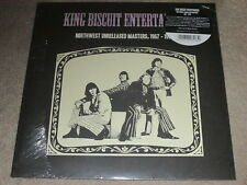 KING BISCUIT ENTERTAINERS - NORTHWEST UNRELEASED MASTERS 1967-1970  - NEW